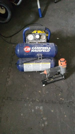 Campbell Hausfeld. 110 PSI . Free pickup of course for Sale in Port St. Lucie, FL