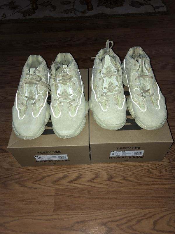 "sports shoes 65702 4707e Yeezy 500 ""supermoon yellow"" for Sale in Beaver Falls, PA - OfferUp"