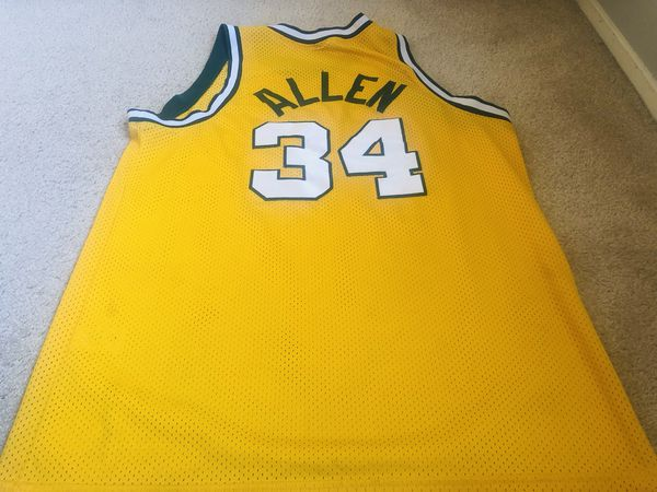 huge selection of 55318 e5432 Vintage Nike Ray Allen Jersey size XL for Sale in San Ramon, CA - OfferUp