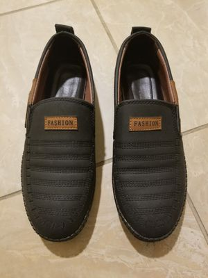 Brand New 8 years old boy's shoes size 2 for Sale in Falls Church, VA