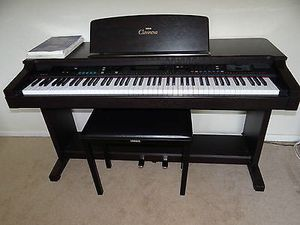 Digital Piano with bench. for Sale in Arlington, VA