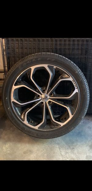 """SHO 20"""" rims and tiree for Sale in Oxon Hill, MD"""