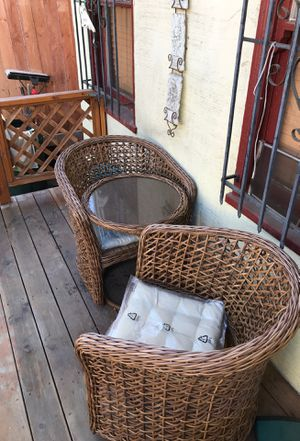 New And Used Patio Furniture For Sale In San Francisco Ca Offerup
