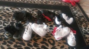Toddler jordans 4c and 5c for Sale in Virginia Beach, VA