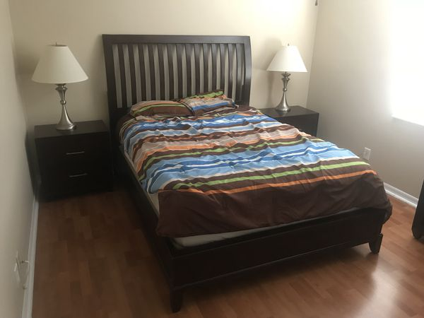 Full Rooms To Go Bed Room Set For Sale In Pembroke Pines Fl Offerup