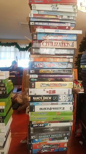 Pc games most new for Sale in Port Richey, FL