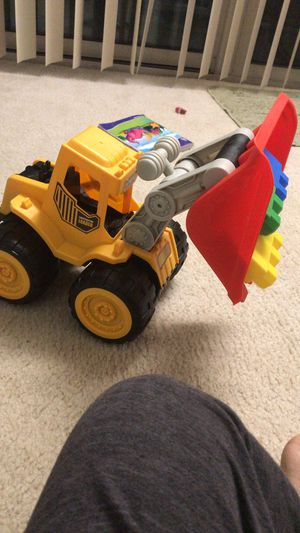 Truck with blocks for Sale in Gaithersburg, MD