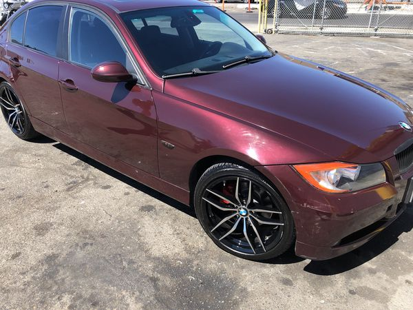 2007 Bmw 328i 5500 Firm Salvage Le No Trades Runs Perfect For In Oakland Ca Offerup