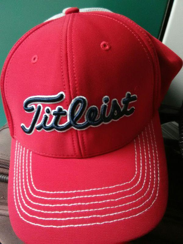 Titleist golf caps new (Sports   Outdoors) in Rancho Santa Margarita ... 06c6ae732b3
