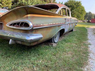 1959 Impala Parts Car Thumbnail