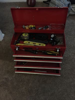 BluePoint Snap On tool box. for Sale in Gaithersburg, MD
