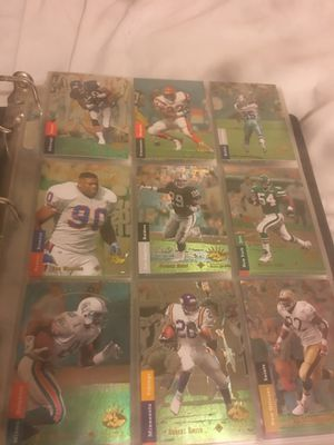 Football, basketball, hockey, and baseball cards for Sale in Baltimore, MD