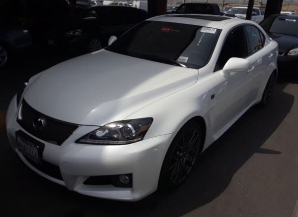 2012 lexus isf for sale in beverly hills, ca - offerup