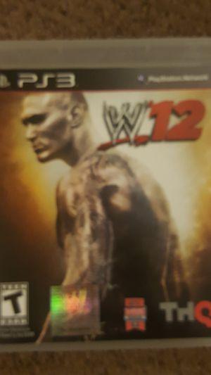WWE 12 for Sale in Falls Church, VA
