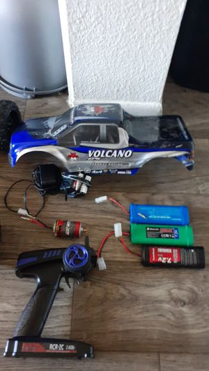Photo Redcat racing rc/car just needs a motor and its ready to go $70