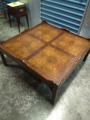 Antique coffee table for Sale in Richmond, VA