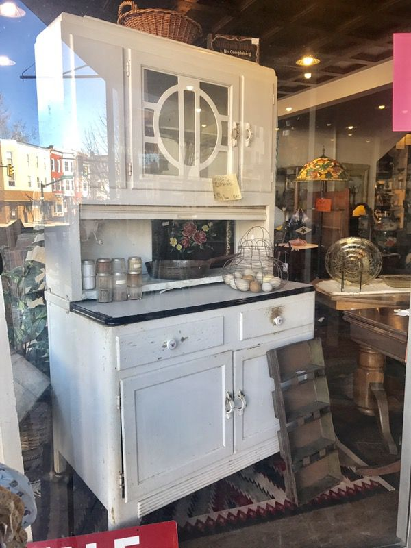 Antique kitchen cabinet with flour Sifter (Antiques) in Waynesboro, PA - OfferUp