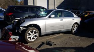 04 infinity get parts for Sale in Waldorf, MD