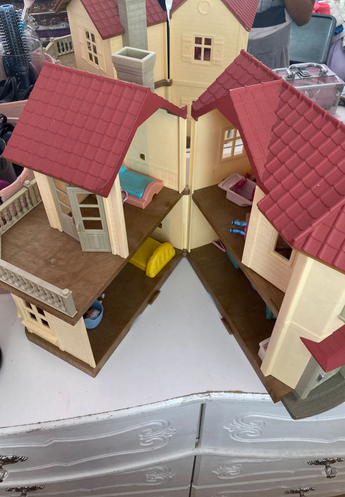 Calico Critters Town house