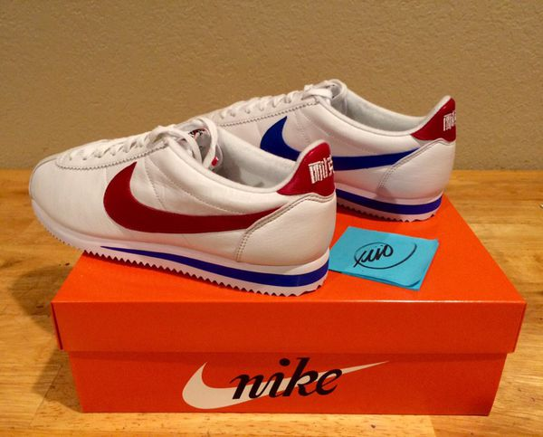 premium selection 1f787 f5c90 Nike Cortez QS OG premium leather Nai Ke Edition • Size 10 • Brand New • DS  • Limited for Sale in Arcadia, CA - OfferUp