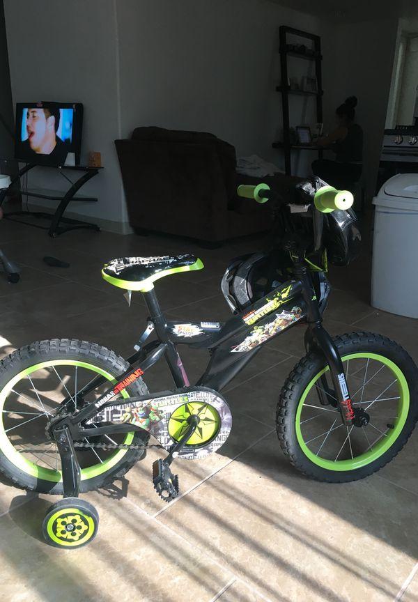 teenage mutant ninja turtle bike for sale in las vegas nv offerup