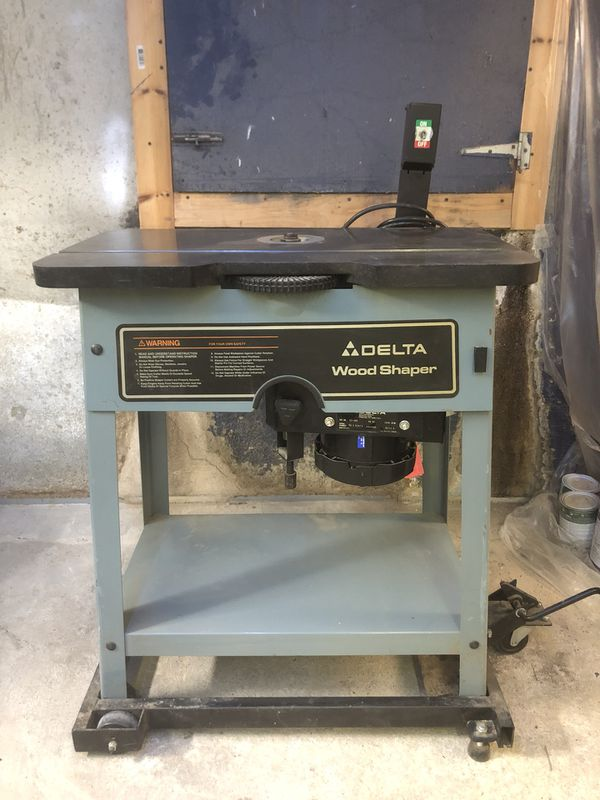 Delta Wood Shaper for Sale in Fairfield, CT - OfferUp