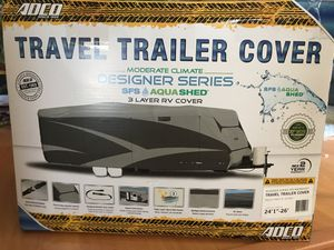 New in box, Travel trailer cover for Sale in Alhambra, CA