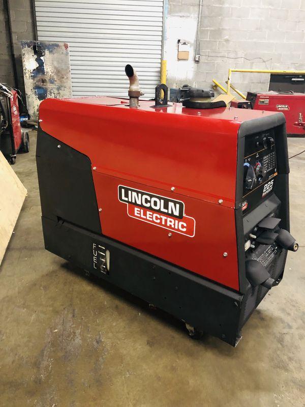 Lincoln Ranger 225 Engine Driven Welder Generator for Sale in Atlanta, GA -  OfferUp