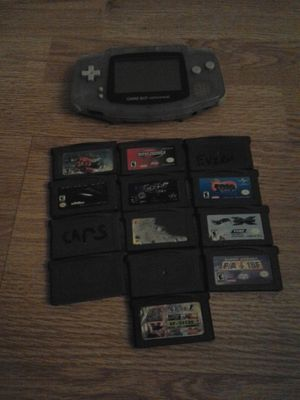 Used, Gameboy advance for sale  US