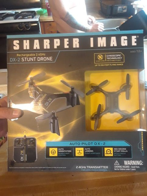 Sharper Image Dx 2 Stunt Drone For Sale In Stallings Nc Offerup