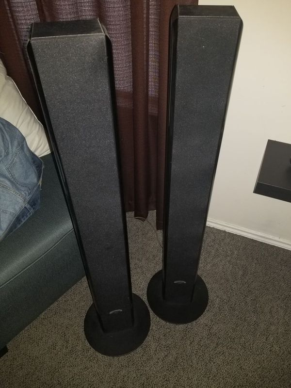 Monster tower speakers for Sale in Houston, TX - OfferUp