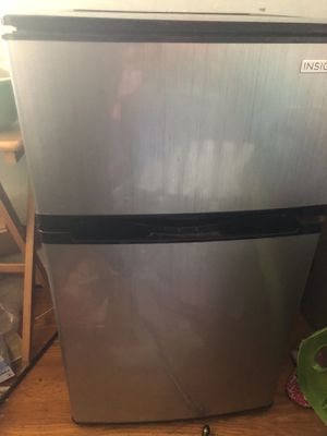 Insignia small fridge for dorm room for Sale in Laurel, MD