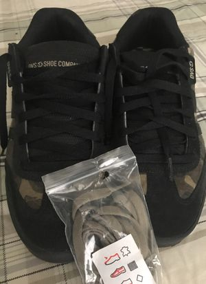 Militar color DVS snickers size 8 for Sale in Silver Spring, MD