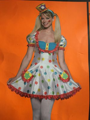 ladies clown halloween costume for sale in virginia beach va
