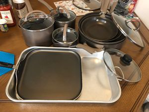 Photo Some nice pots and pans must go today!