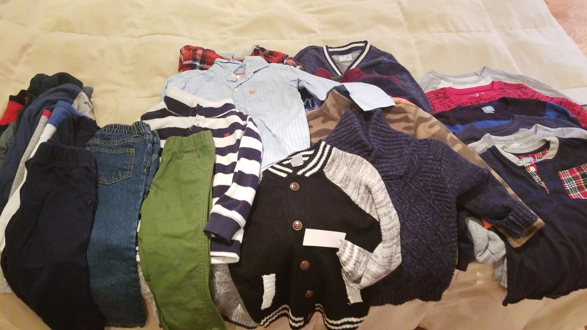 Gap,carters,old navy size 3t