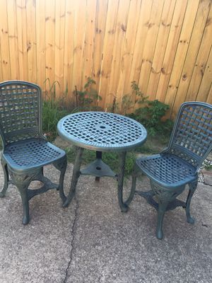 Patio Table And Chairs For In Columbus Oh