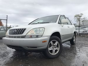2003 Lexus RX300 AWD AUTO 190k miles for Sale in Temple Hills, MD