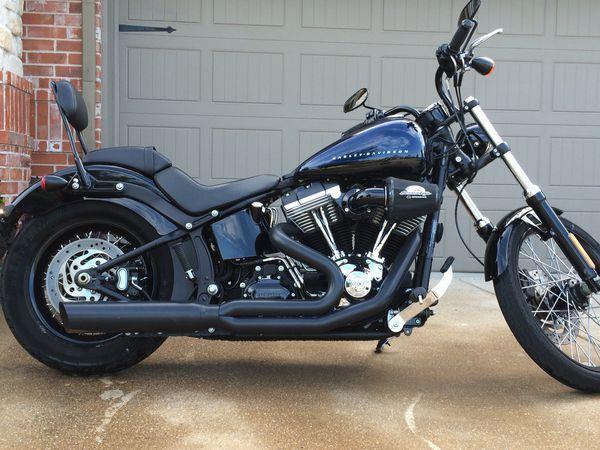 Harley davidson blackline for sale in mansfield tx offerup for Honda yamaha lawrenceville