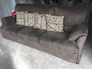 Sofa + love seat for Sale in Germantown, MD