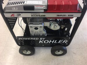 Kohler triplex 9200 generator for Sale in Orlando, FL