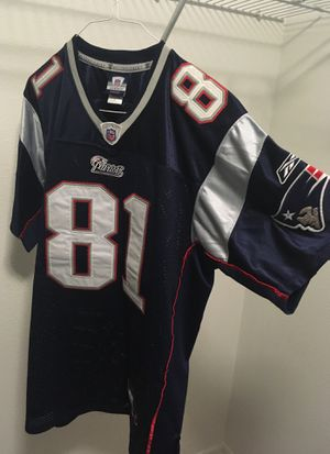 cheap for discount dc1f5 709ad New and Used Patriots jersey for Sale in Orlando, FL - OfferUp