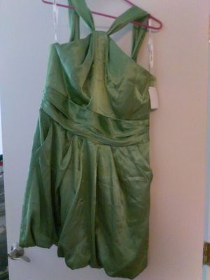 Best Offer David's Bridal Size 14 New Clover Prom Bridesmaid Dress Special Occasion for Sale in Silver Spring, MD