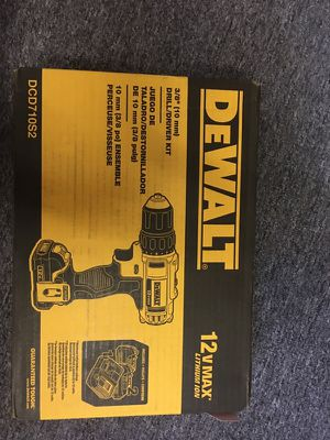 Dewalt drill/driver for Sale in Temple Hills, MD