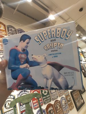 Superboy toy collectible for Sale in Scottsdale, AZ