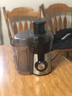 Hamilton beach juicer for Sale in Salt Lake City, UT