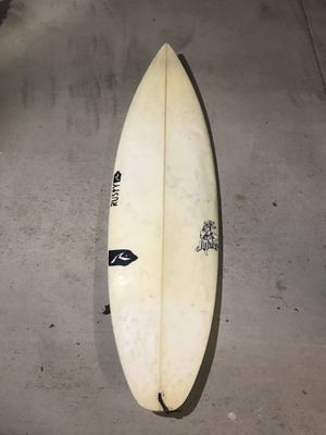 Rusty jokerr 5'8' surfboard for Sale in Vista, CA