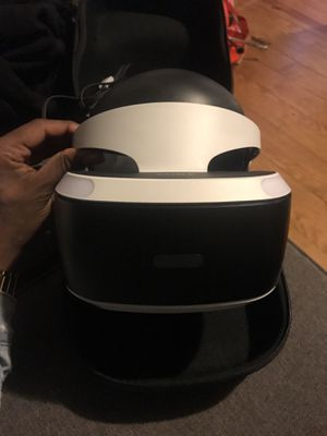 PS4 Vr headset for Sale in Washington, DC