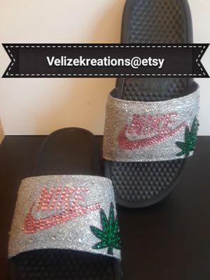 Custom Nike Slides for Sale in Randallstown, MD