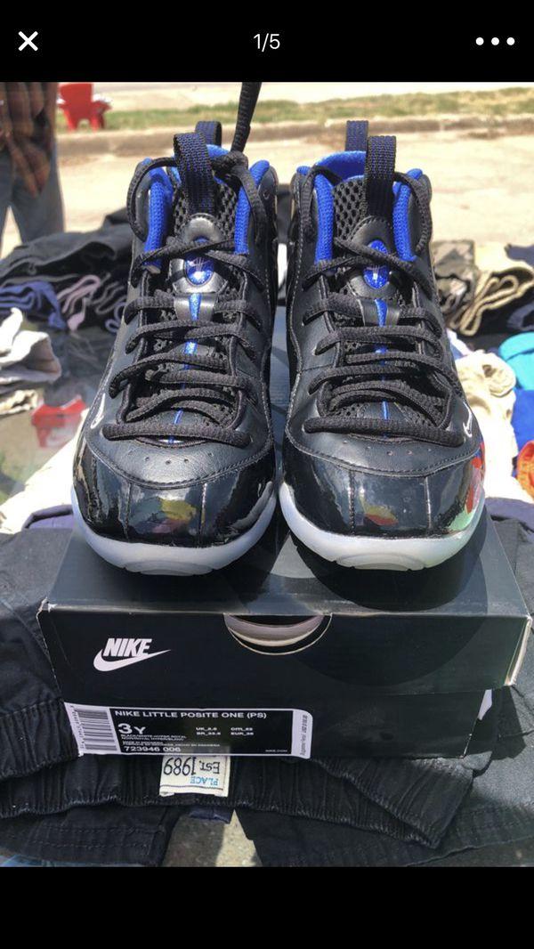 81732bf813b Nike Foamposite Penny Foams Preschool Little Size 3y for Sale in ...